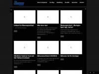 montagne.de Webseite Vorschau