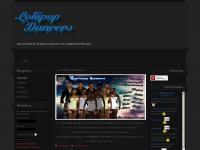 lollipop-dancers.de Webseite Vorschau