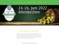 Hallertauer-bierfestival.de