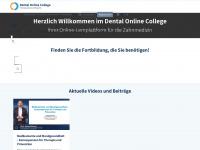 dental-online-college.com
