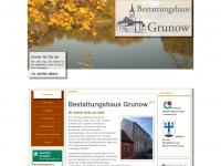 Bestattungshaus-grunow.de