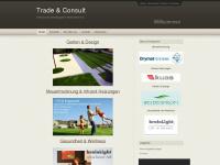 trade-consult.at Webseite Vorschau