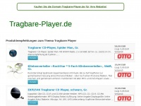 Tragbare-player.de