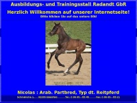 Trainingsstall-radandt.de