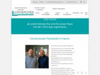 traumkueche.de Webseite Vorschau