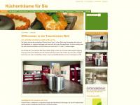 traumkuechen-welt.de Webseite Vorschau