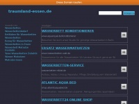 traumland-essen.de Webseite Vorschau