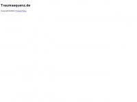 traumsequenz.de Webseite Vorschau
