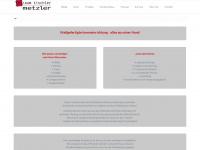 traumtischler.at Webseite Vorschau