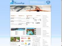 travel-com.de Webseite Vorschau