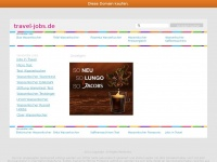 travel-jobs.de Webseite Vorschau