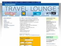 travel-lounge.at Webseite Vorschau