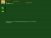 treppenbau-boecker.de Webseite Vorschau