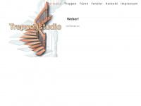 treppenbau-weber.at Webseite Vorschau