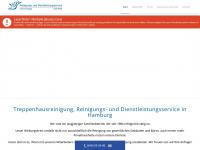 treppenhausreinigung-knappe.de Webseite Vorschau