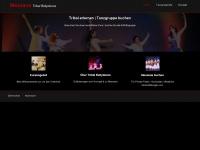 tribal-bellydance-berlin.de Webseite Vorschau