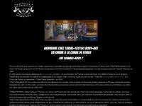 tribal-tattoo.ch Webseite Vorschau