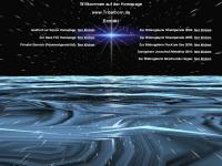 tribelhorn.de Webseite Vorschau