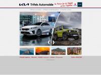 trifels-automobile.de Webseite Vorschau