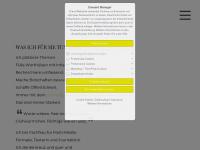 trifft-text-pr.de Webseite Vorschau