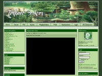 triforceseekers.de Webseite Vorschau