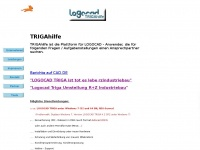 trigahilfe.de Webseite Vorschau