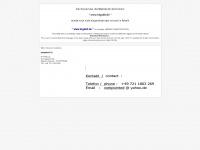 trigabit.de Webseite Vorschau