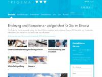 trigema.ch Webseite Vorschau