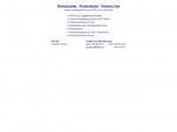 truvor.ch Webseite Vorschau