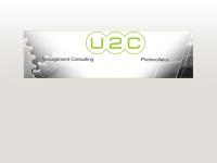 u2c.at Webseite Vorschau