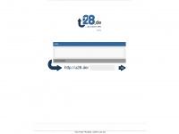 u28.de Webseite Vorschau