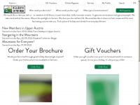 uab-info.at Webseite Vorschau