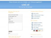 uad.at Webseite Vorschau
