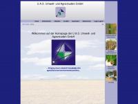 uas-jena.de Webseite Vorschau