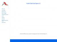 ycgs.de Webseite Vorschau