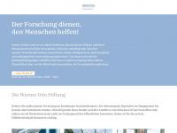 werner-otto-stiftung.de
