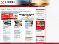 logoix.com Webseite Vorschau