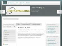 unit-consulting.ch Thumbnail