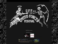 united-forces-festival.de Thumbnail