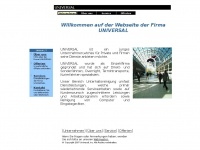 universal-express.ch Thumbnail