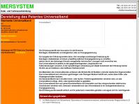universalband.de Thumbnail