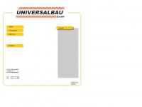 universalbau-betzenweiler.de Thumbnail