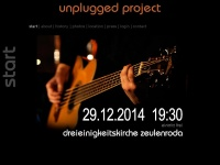 unplugged-project.de Thumbnail