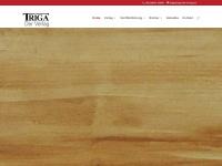 triga-der-verlag.de Webseite Vorschau