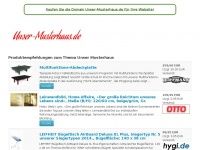 unser-musterhaus.de Thumbnail