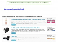 unternehmensberatung-coaching.de Thumbnail