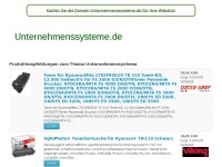 unternehmenssysteme.de Thumbnail