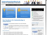 unternehmerhandbuch.de Thumbnail
