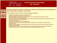 unterrichtskreis-sonnenberg.de Thumbnail