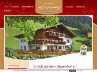 untersteinhof.at Thumbnail